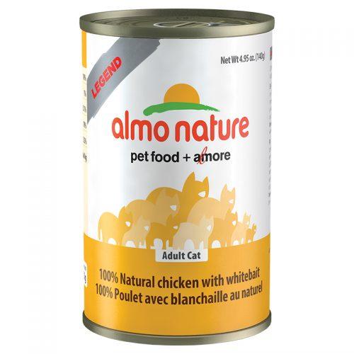 Cat-Food-Almo-Legend-Chicken-Whitebait-24.140G