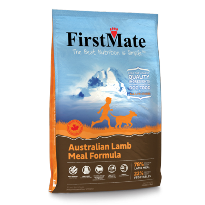 Firstmate Australian Lamb Meal Formula All For Dogs Dog