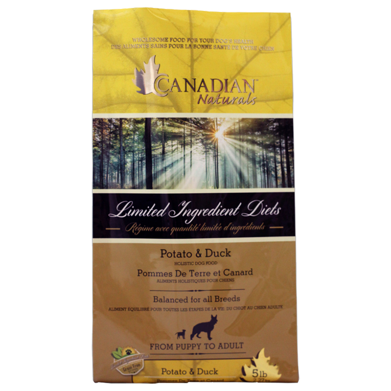 Canadain Naturals Grain Free Dog Food