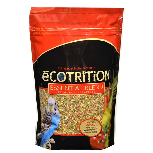 Bird-Food-Ecotrition-Parakeet-Blend-Diet-2LB