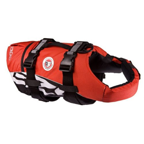 Ezydog-Floatation-Vest-Red-Medium