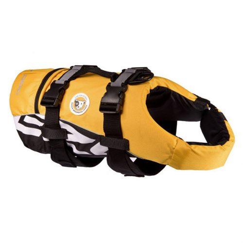 Ezydog-Floatation-Vest-Yellow-Medium