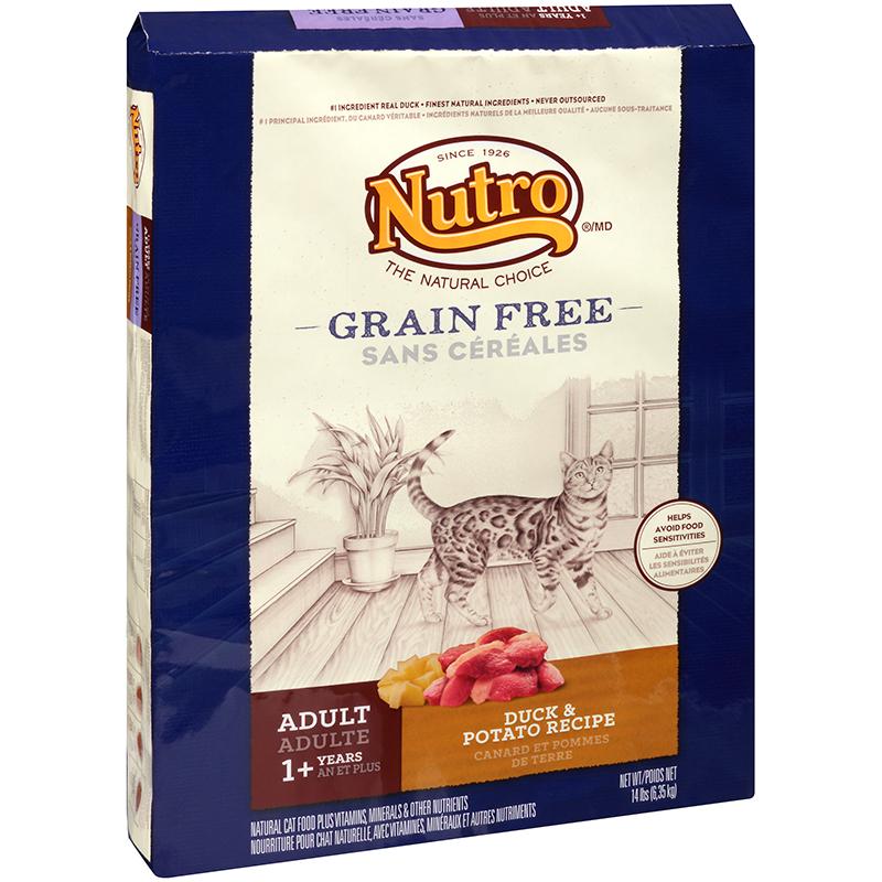 Nutro Cat Food Allergies