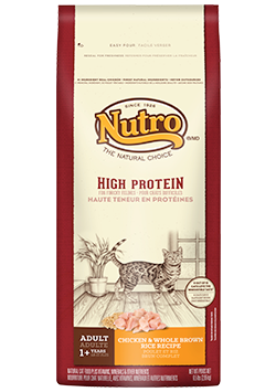 Nutro Cat Food High Protein