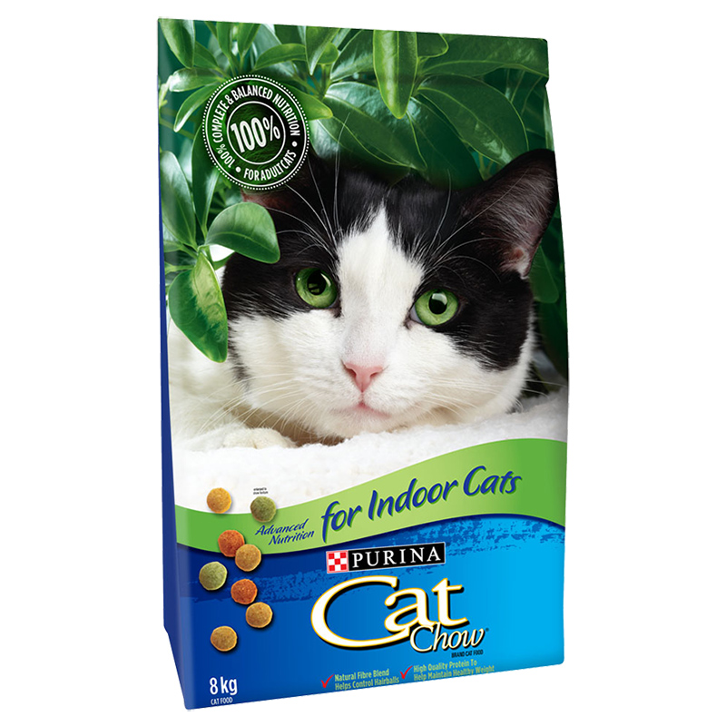 Purina Cat Chow Indoor Reviews