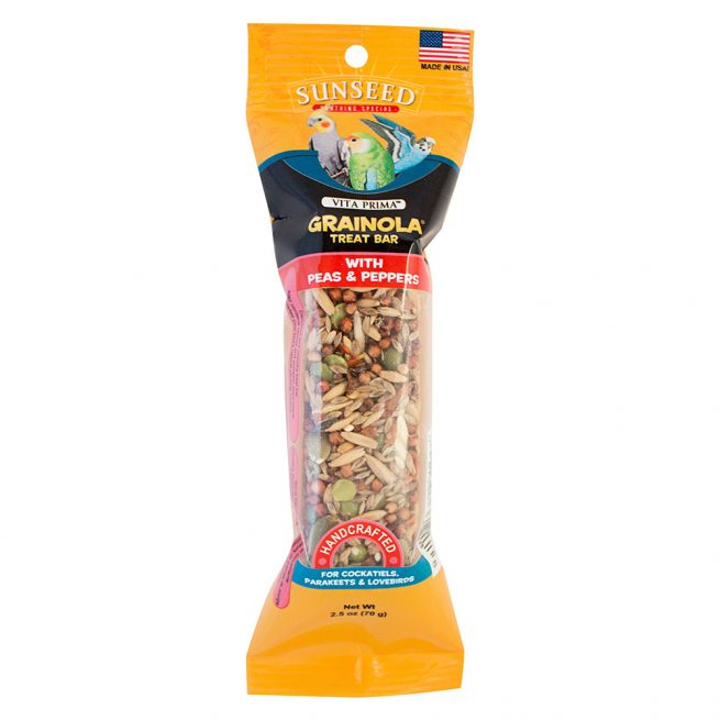 Bird-Food-VP-Grainola-Peas-Peppers-2.5OZ