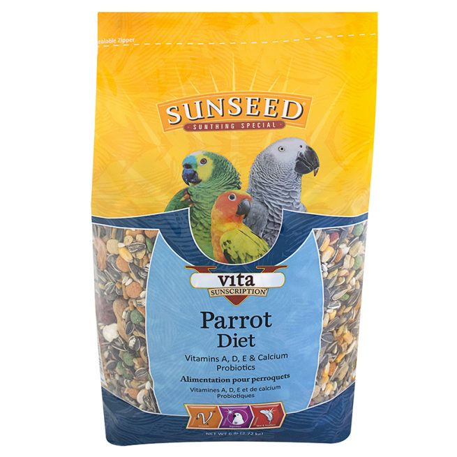 Bird-Food-Vita-Suscription-Parrot-6LB