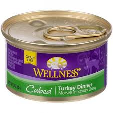 Wellness Complete Health Cat Gravies Turkey Dinner 12 3oz