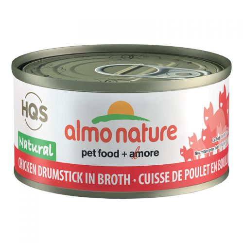 Cat-Food-Almo-Natural-Chicken-Drumstick-24.70G
