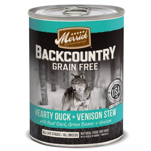 Dog-Food-Backcountry-Duck-Venison-Stew-12-12.7OZ