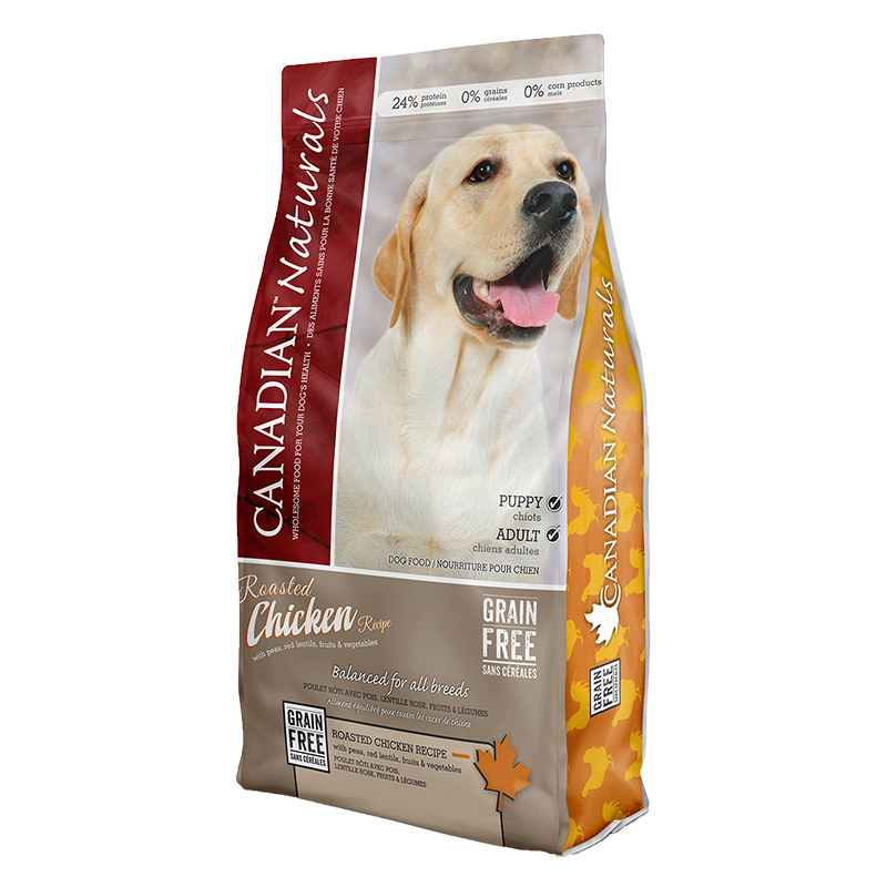 Canadian Naturals Dog Food Grain Free