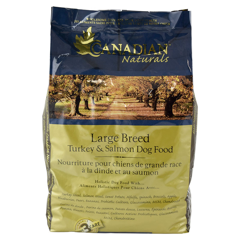 Canadian Supreme Dog Food
