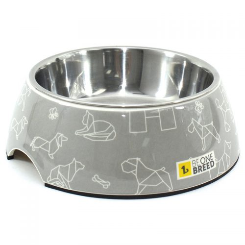 Dog-Supply-Design-Bowl-Origami-Medium
