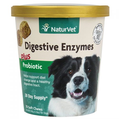 Dog-Supply-Digestive-Enzymes-Soft-Chew-70PC-Cup