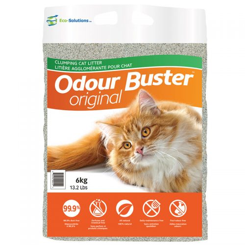 Cat-Litter-Eco-Solutions-Odour-Buster-Organic-Cat-Litter-6KG