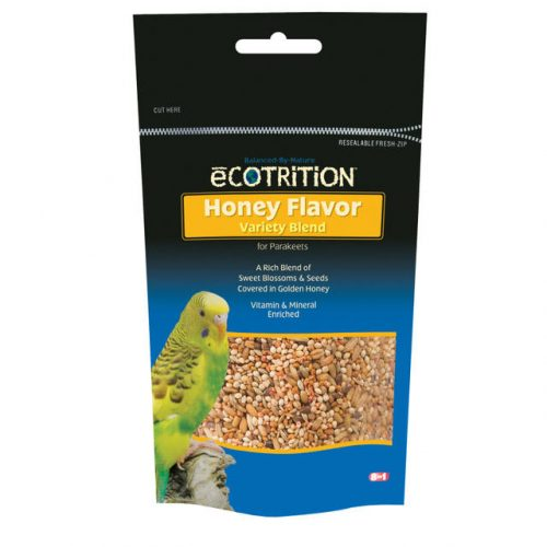 Bird-Food-Ecotrition-Parakeet-Honey-Flavor-8OZ