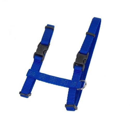 Figure-H-Cat-Harness-Blue