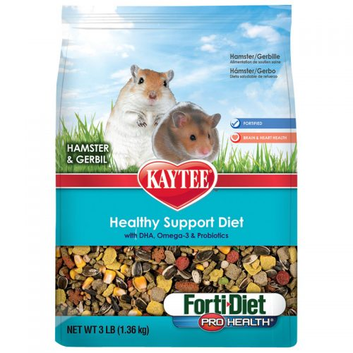 Critters-Food-Forti-Diet-Pro-Health-Hamster-Gerbil-3LB
