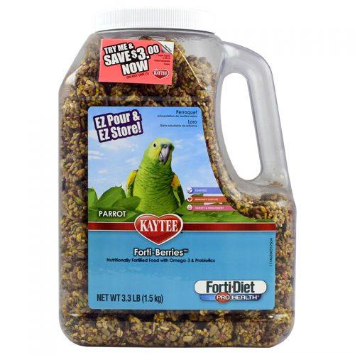 Bird-Food-Forti-Diet-ProHealth-Parrot-3.3LB-Jar