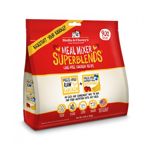 Dog-Food-Freeze-Dried-Lil-Superblends-Meal-Mixer-Chick-3.25OZ