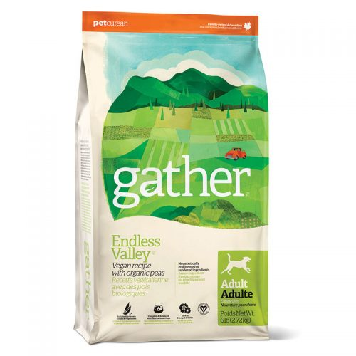 Dog-Food-Gather-Endless-Valley-Vegan-16LB.
