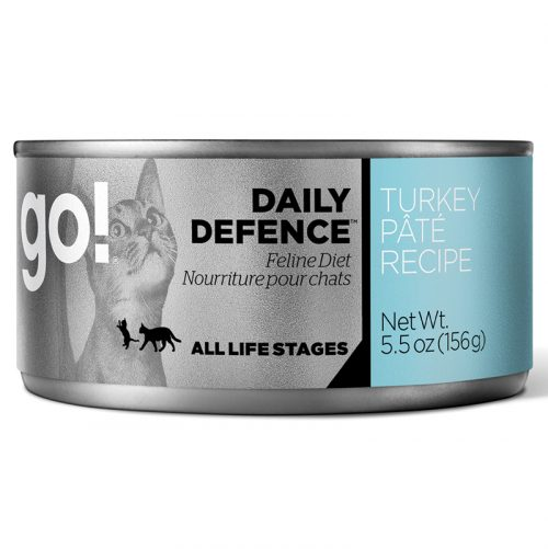 Cat-Food-Go-Daily-Defense-Turkey-Pate-Cat-24-5.5OZ