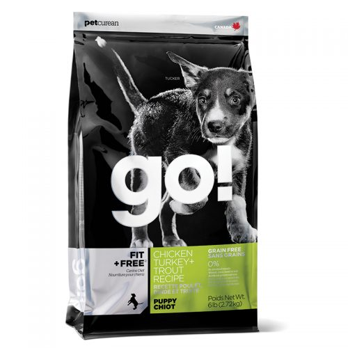 Dog-Food-Go-Fit-Free-Grain-Free-Puppy-Recipe