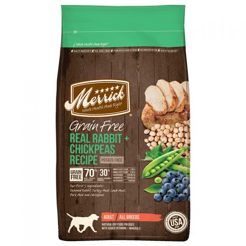 Dog-Food-Grain-Free-Rabbit-Chickpeas-22LB
