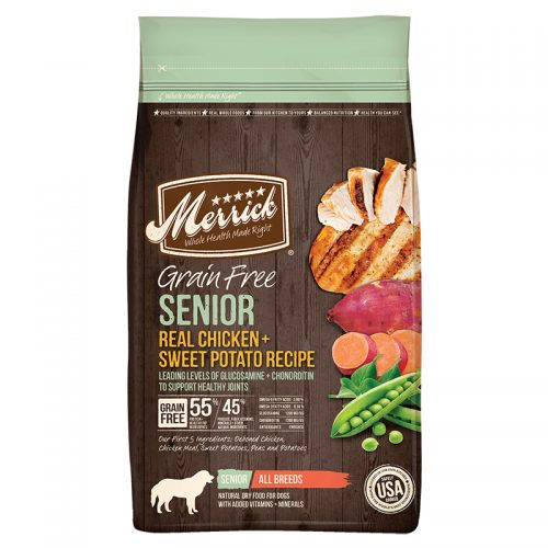 Dog-Food-Grain-Free-Senior-Real-Chicken-Sweet-Potato-12LB