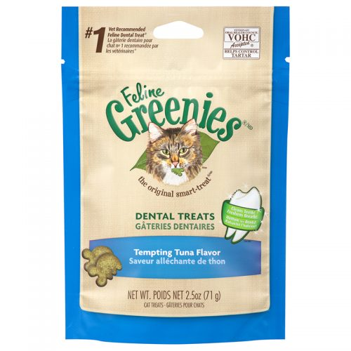 Cat-Treats-Greenies-Feline-Dental-Tempting-Tuna-2.5OZ
