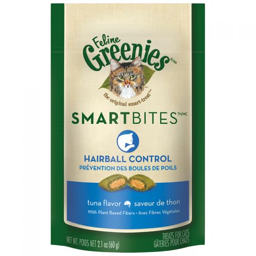Cat-Treats-Greenies-Smartbites-Hairball-Tuna-2.1OZ