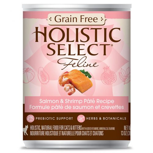 Cat-Food-Holistic-Select-Grain-Free-Salmon-Shrimp-Pate-12-13OZ
