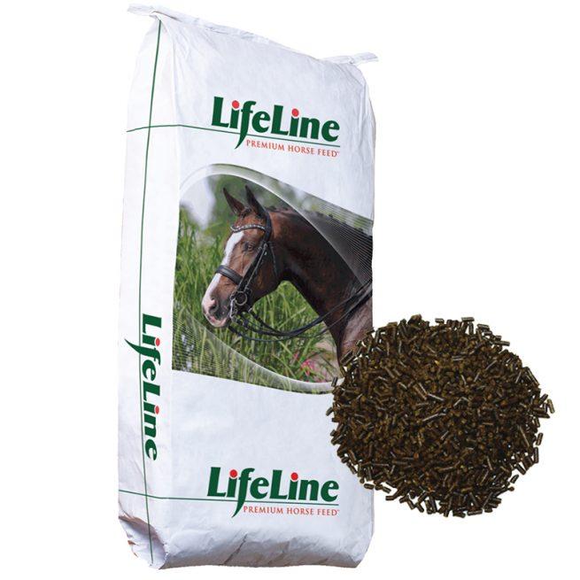 Lifeline Equi Cal Horse Feed, All for Farms, Horse Feed, Horses, All