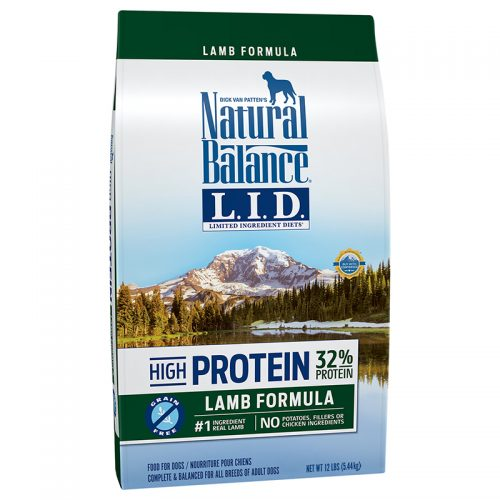 Dog-Food-Natural-Balance-High-Protein-Lamb-12LB