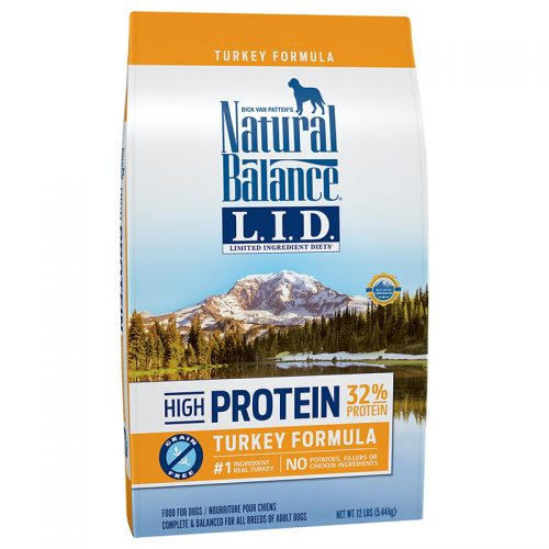 Dog-Food-Natural-Balance-High-Protein-Turkey-12LB