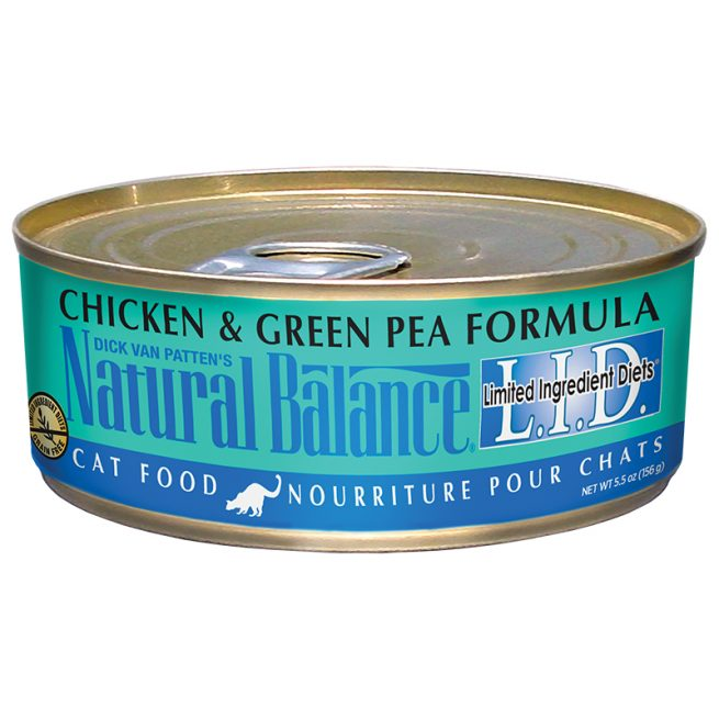 Cat-Food-Natural-Balance-LID-Cat-Chicken-Green-Pea-10LB