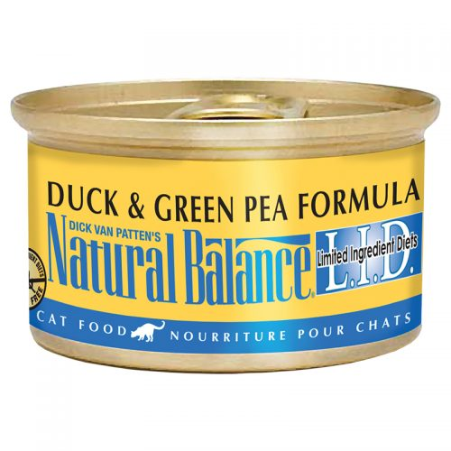 Cat-Food-Natural-Balance-LID-Cat-Duck-Green-Pea-10LB