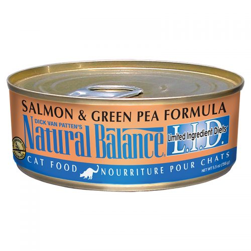 Cat-Food-Natural-Balance-LID-Cat-Salmon-Green-Pea-10LB