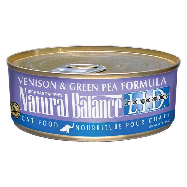Cat-Food-Natural-Balance-LID-Cat-Venison-Green-Pea-4.5LB