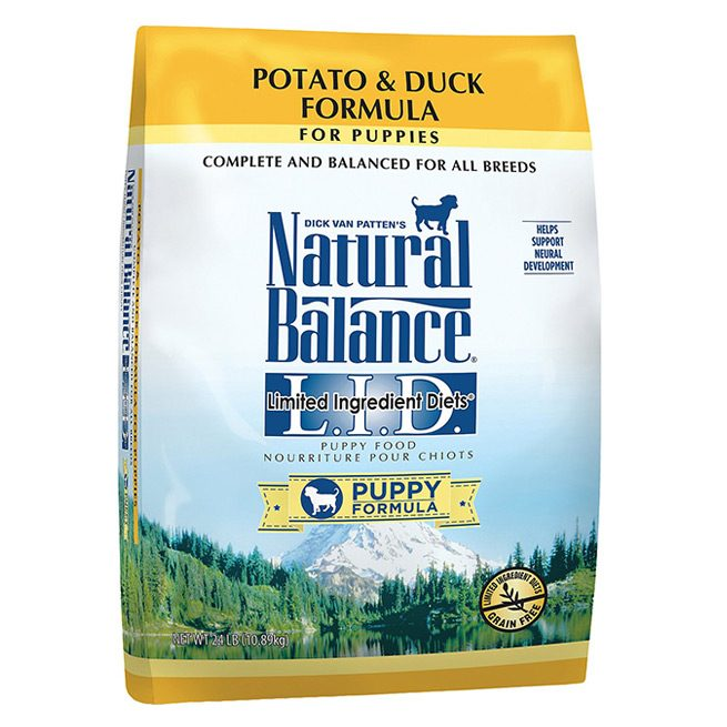 Natural-Balance-LID-Duck-Potato-13LB