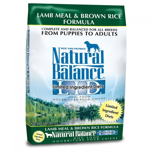 Dog-Food-Natural-Balance-LID-Lamb-Brown-Rice-28LB