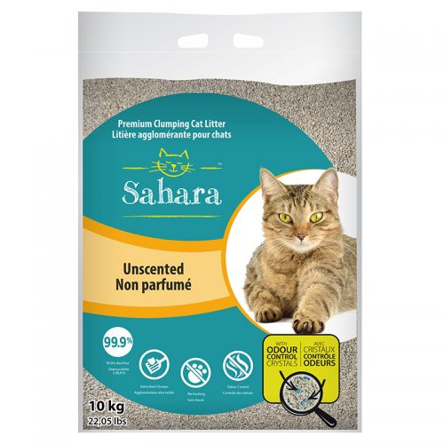 Cat-Litter-Sahara-Clumping-Litter-Unscented-10KG
