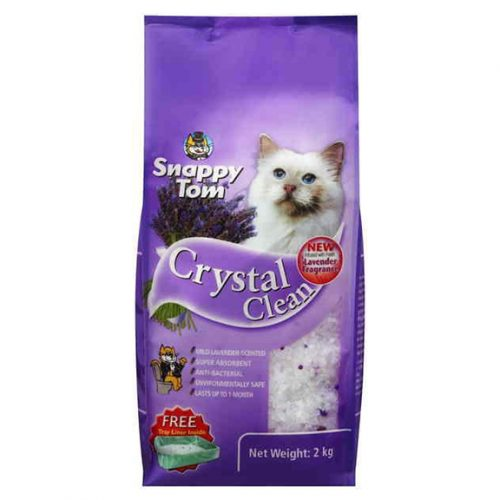 Cat-Litter-Snappy-Tom-Litter-Crystal-Lavender-Scent-2KG-6
