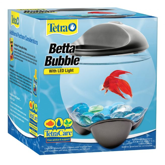 Fish-Supply-Tetra-Betta-Bubble