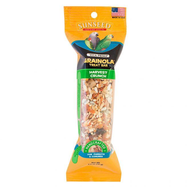 Bird-Food-VP-Grainola-Harvest-Crunch-2.5OZ