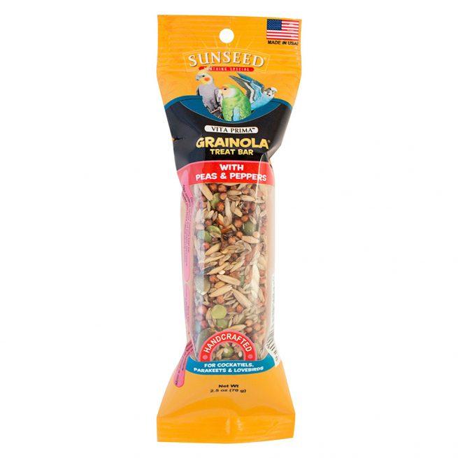 Bird-Food-VP-Grainola-Peas-Peppers-2.5OZ