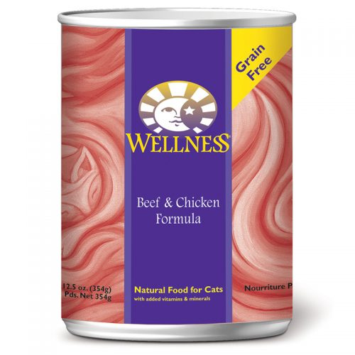 Cat-Food-Wellness-Beef-Chicken-12-12.5OZ