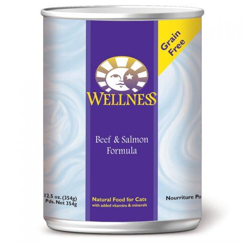 Cat-Food-Wellness-Beef-Salmon-12-12.5OZ