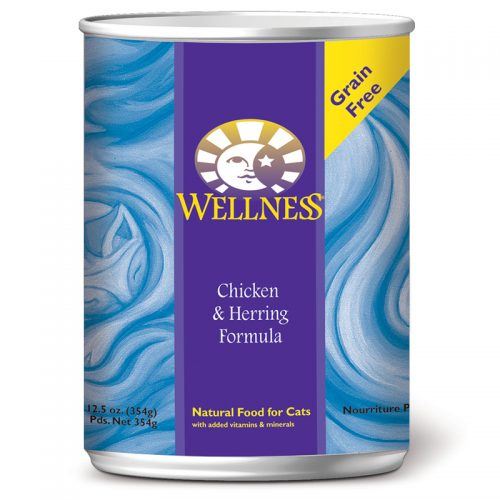 Cat-Food-Wellness-Chicken-Herring-12-12.5OZ