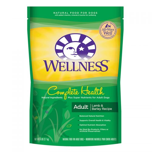 Dog-Food-Wellness-Complete-Health-Adult-Lamb-Barley-5LB-6